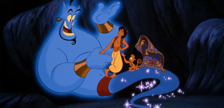 10 Magical Facts to Celebrate 25 Years of Aladdin