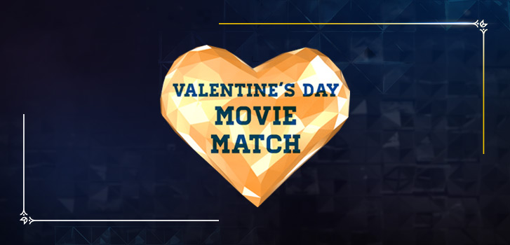 We have a pick for every type of movie lover this Valentine's Day