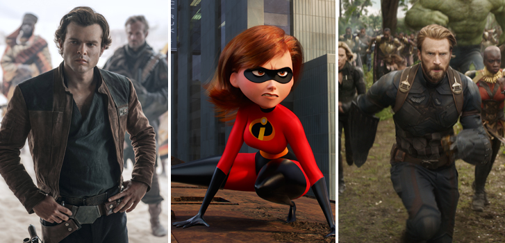 All the spring and summer movies we're most excited for, in one supercut!