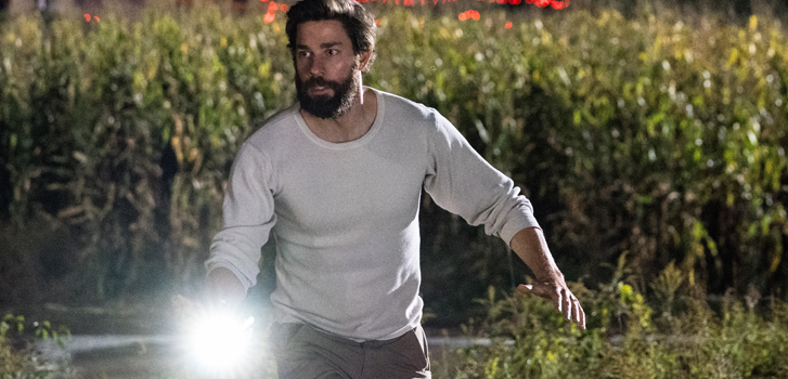 Why John Krasinski is a triple threat on the modern horror movie A Quiet Place
