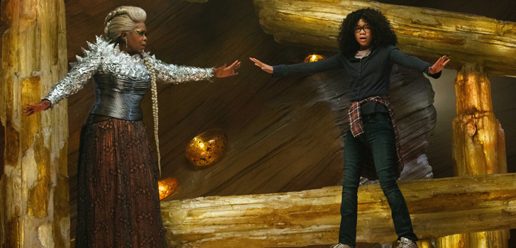 Ava DuVernay, Chris Pine, and more on the making of A Wrinkle in Time