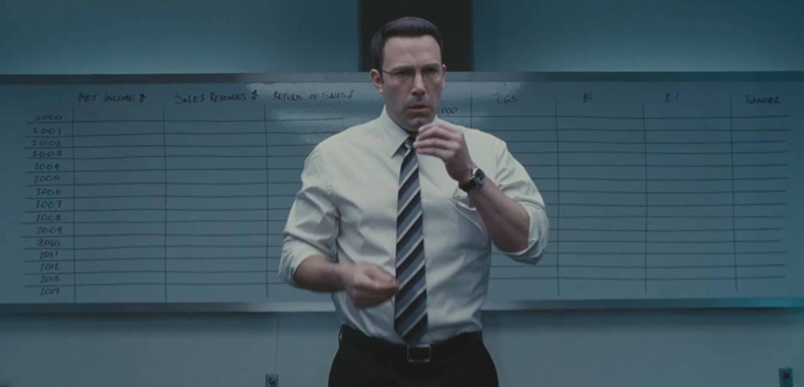 The Accountant trailer turns Ben Affleck into a deadly accountant