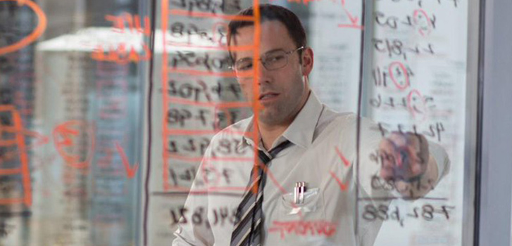 Ben Affleck redefines normal in the new trailer for The Accountant