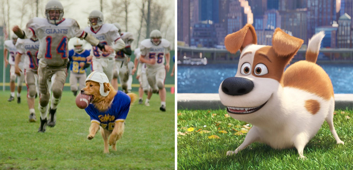Ice Age, Home Alone, and The Secret Life of Pets top our family favourites in November