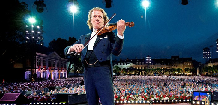 Andre Rieu's 2017 Maastricht Concert is coming to Cineplex Theatres!