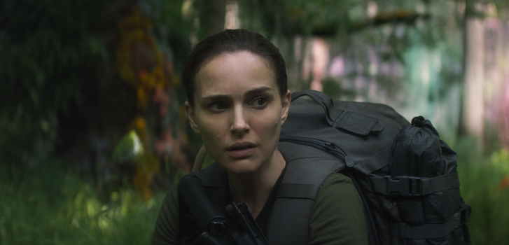 Five reasons to see Annihilation