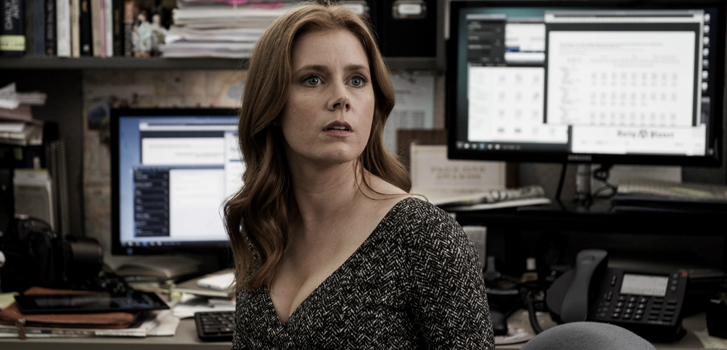First Arrival trailer sees Amy Adams confronting aliens