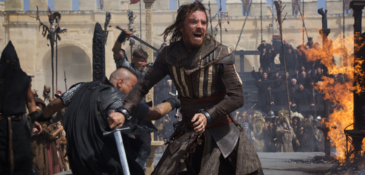 Michael Fassbender is a master assassin in the new Assassin's Creed trailer