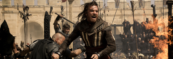 Go behind the scenes of Assassin's Creed with Michael Fassbender and director Justin Kurzel