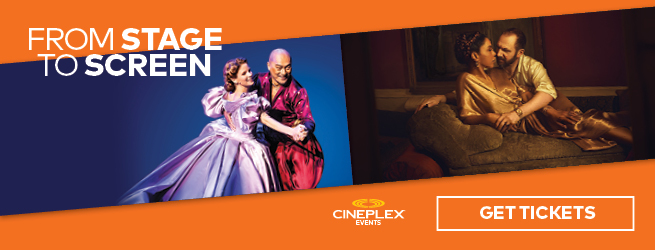 Cineplex com | Stage