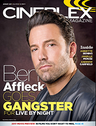 CINEPLEX MAGAZINE JAN 2013 JESSICA CHASTAIN JOSH BROLIN INTERVIEW ARTICLE MOVIES