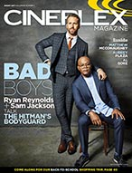 Cineplex Magazine August 2017