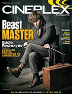 Cineplex Magazine November 2018