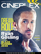 Cineplex Magazine October 2017