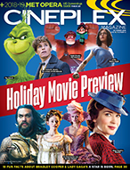 Cineplex Magazine October 2018