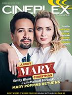 Cineplex Magazine December 2018