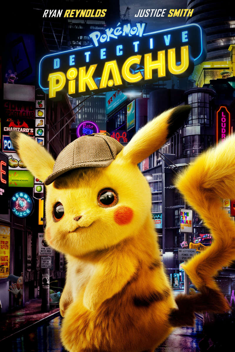 Pokemon Detective Pikachu