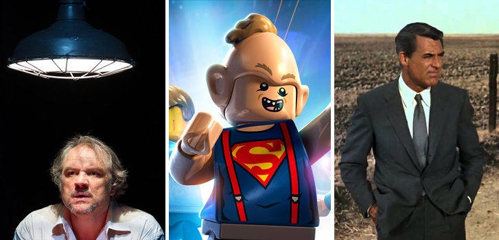 Macbeth, Lego Dimensions and North by Northwest top August Events list