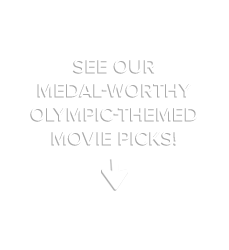 See our medal-worthy Olympic-themed movie picks!