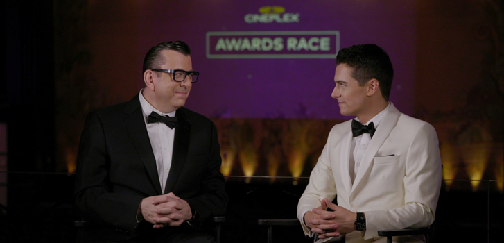 And the award goes to... Tanner Zee and Richard Crouse predict the Awards Race winners!