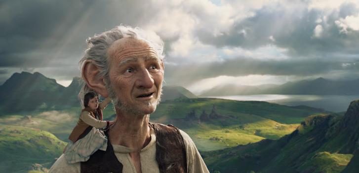 Steven Spielberg talks BFG in new featurette!