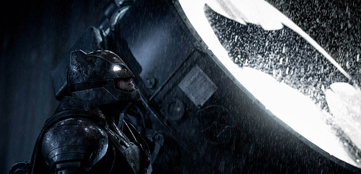 Batman v Superman, Ben Affleck