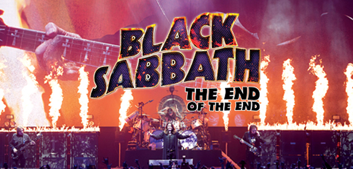 Music at the Movies – The End of the End for Black Sabbath