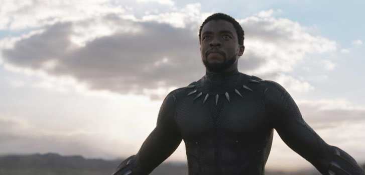 Marvel Studios' Black Panther and every movie you need to see in February!