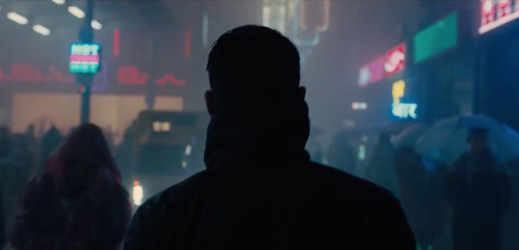 Ryan Gosling and Harrison Ford star in the new Blade Runner 2049 trailer!