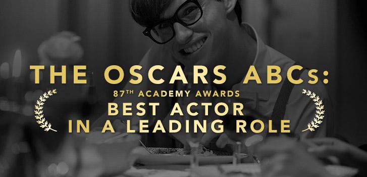 The 2015 Oscars ABCs (Arquette, Birdman, Cumberbatch): Best Actor