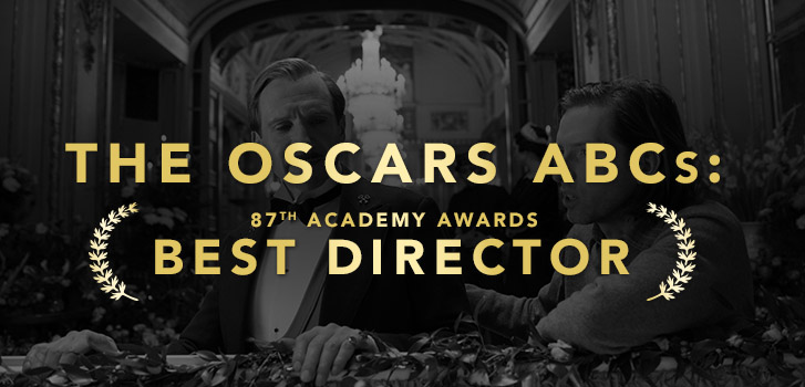 The 2015 Oscars ABCs (Arquette, Birdman, Cumberbatch): Best Director