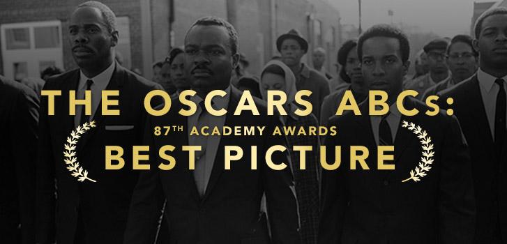 The 2015 Oscars ABCs (Arquette, Birdman, Cumberbatch): Best Picture