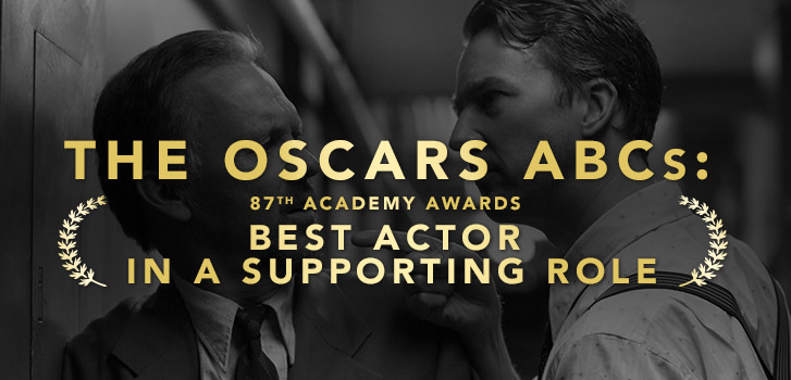 The 2015 Oscars ABCs (Arquette, Birdman, Cumberbatch): Best Supporting Actor