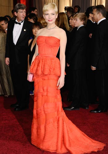 michelle williams, oscars