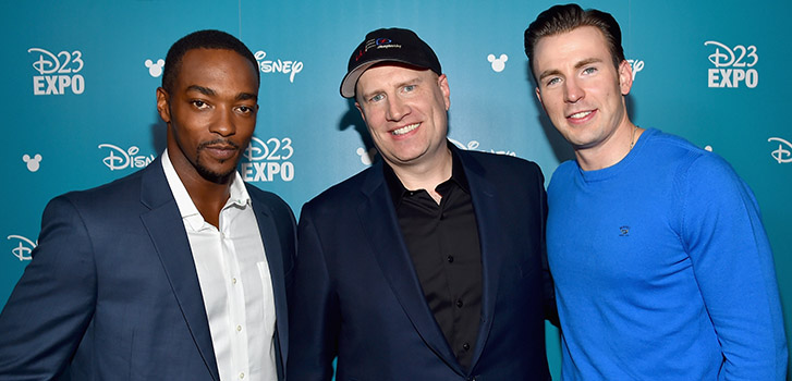 Marvel previews Captain America: Civil War and Doctor Strange at D23 Expo