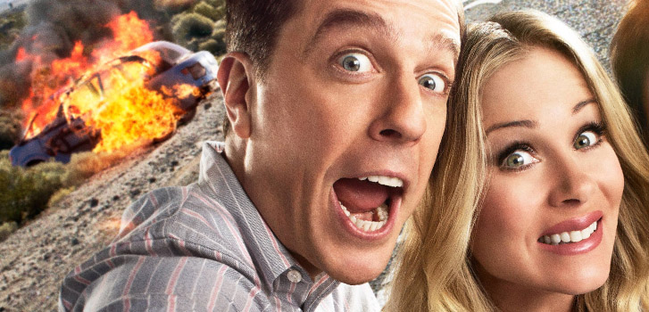 Vacation's Ed Helms and Christina Applegate talk Wally World and Chris Hemsworth