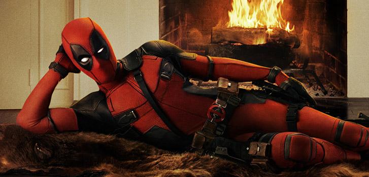 Ryan Reynolds, Deadpool, Comic-Con, photo