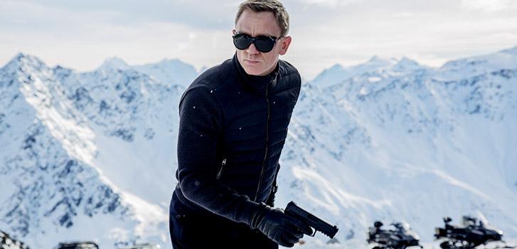 James Bond, Spectre, Daniel Craig, photo