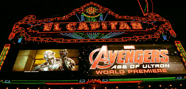 Avengers, photo