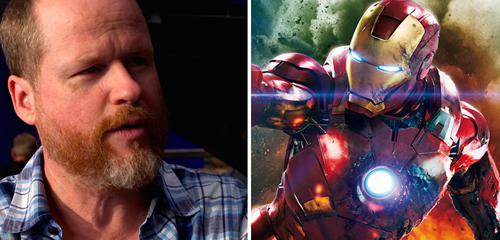 Joss Whedon, Iron Man, photo