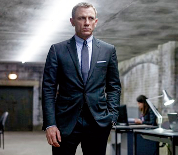 Skyfall adds to James Bond's closet full of timeless looks