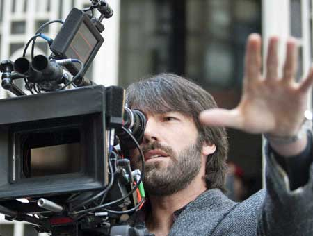 Ben Affleck gives us an inside look at Argo