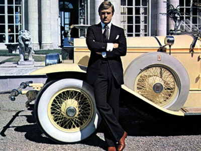 Robert Redford, The Great Gatsby