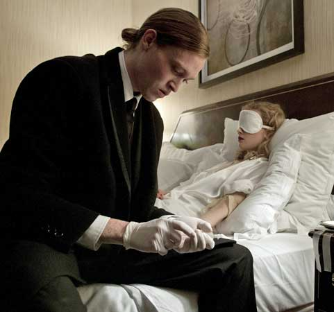 Get closer to Antiviral with this EXCLUSIVE featurette