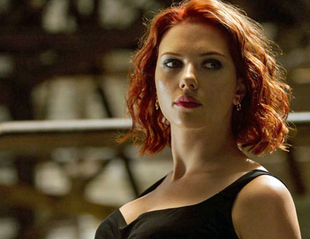 the avengers, black widow, scarlett johansson