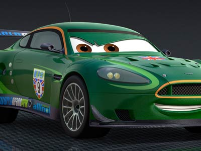 Exclusive Look At 3 New Cars 2 Characters