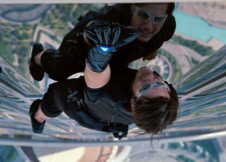 mission possible ghost protocol