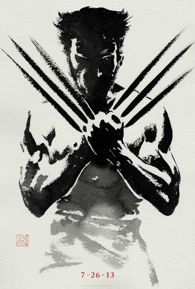 Wolverine teaser poster offers moody look at Logan