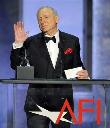 De Niro, Scorsese, Crystal honour Mel Brooks at AFI tribute