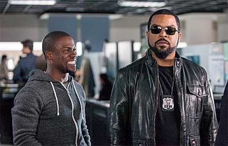 ride along, kevin hart, ice cube